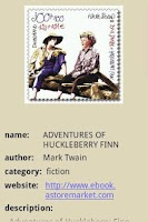 Screenshot of Adventures of Huckleberry Finn