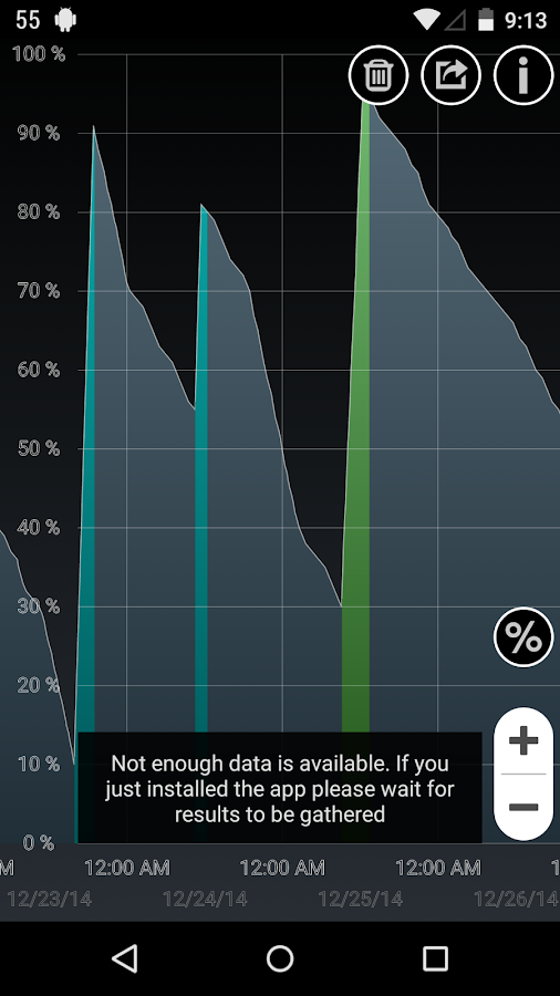 Battery HD Pro Screenshot 1