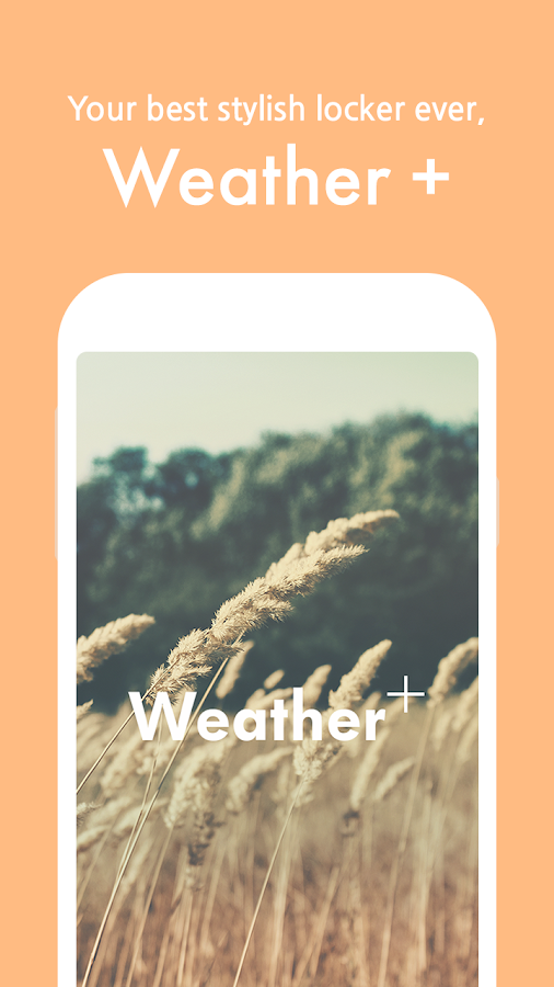 Weather + Screenshot