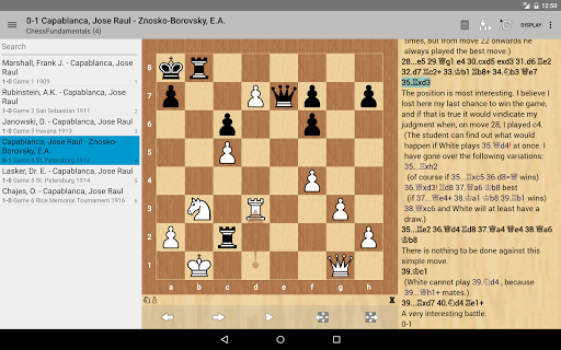 Chess PGN Master Pro Key - screenshot