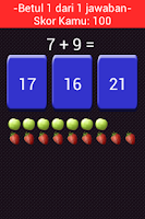 Screenshot of Cerdas Matematika