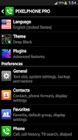 Screenshot of PP Theme – Total Black