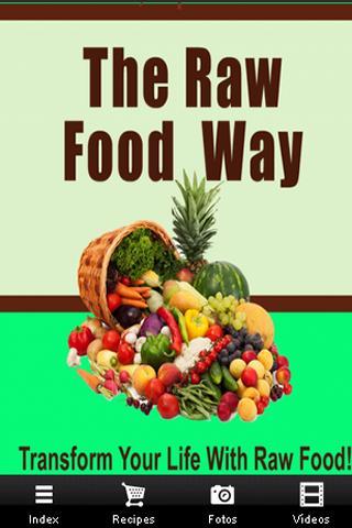 Raw Food Way