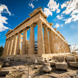 Hellas Landmark by Cosmin Stahie - Buildings & Architecture Public & Historical ( parthenon, hellas, acropolis, mighty, greece, athens )