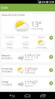 Screenshot of wetter.de
