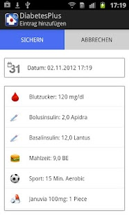 Diabetes Plus Typ2 Screenshot