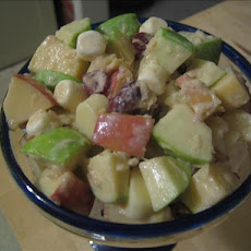 Kahlua Apple Salad
