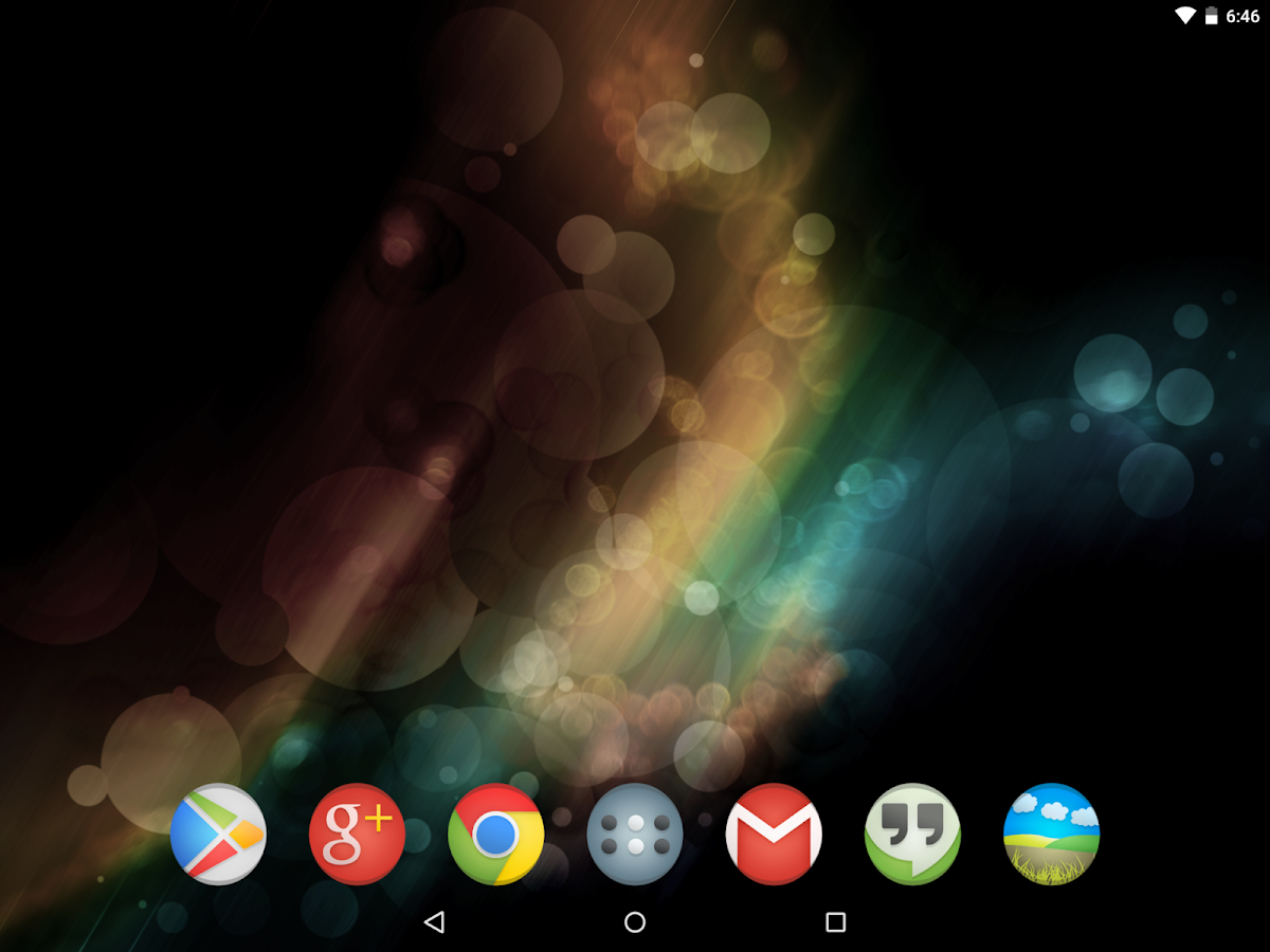 Simplo - Icon Pack Screenshot 7