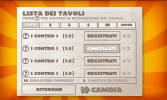 Screenshot of Nomi Cose Città 2 :: ONLINE