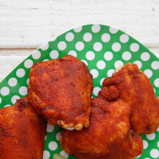 Sweet and Spicy Potluck Chicken