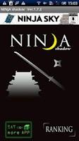 Screenshot of NINJA shadow