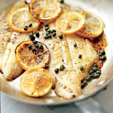Pan-Seared Lemon Sole