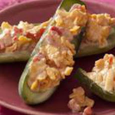 Pimiento Cheese Pickles