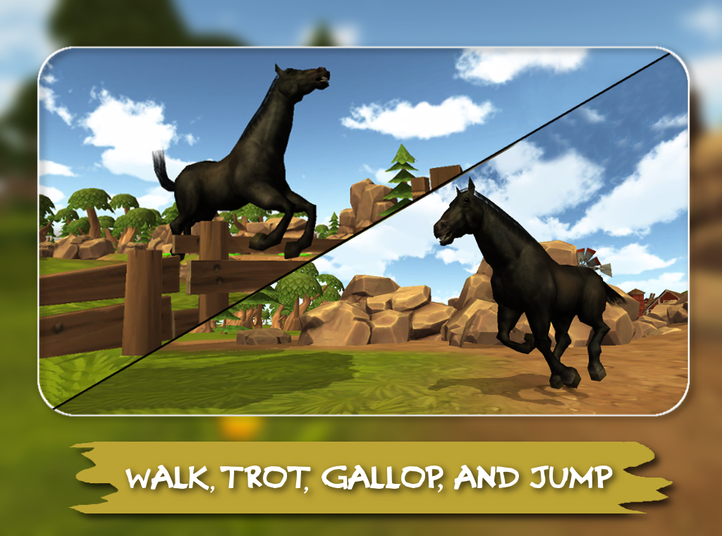 Horse Haven Adventure 3D Screenshot 1
