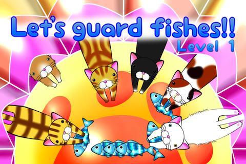 【免費休閒App】Nyanderful Guard-APP點子