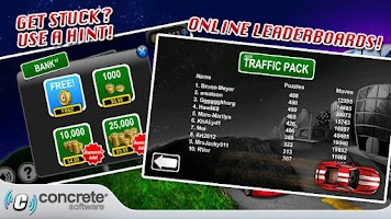 Screenshot of Aces Traffic Pack