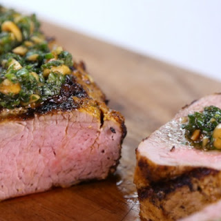 Bobby Flay's Coconut-Marinated Pork Tenderloin