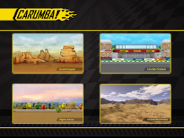 Screenshot of Carumba! The Ultimate Car Race