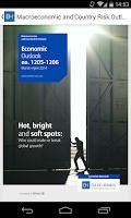 Screenshot of Euler Hermes Economic Research