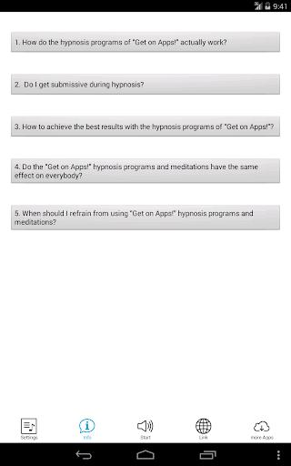 Get Pregnant! Hypnosis - screenshot