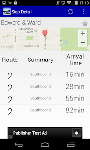 Thunderbay Transit Live - screenshot