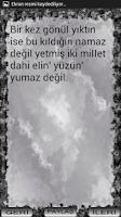 Screenshot of YUNUS EMRE SÖZLERİ