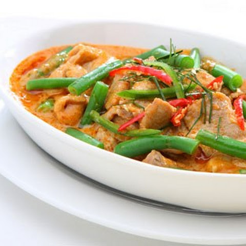 HFG Thai chicken curry