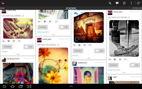 Screenshots  PicsArt - Photo Studio