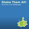 Shake Them All! Application icon