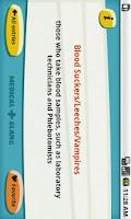 Screenshot of Medical Slang Dictionary