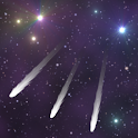 Night Sky Meteor Shower LWP icon