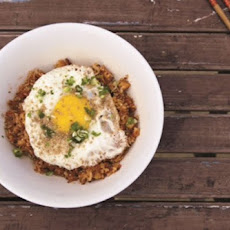 Roy Choi Ketchup Fried Rice Recipe