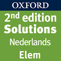 Solutions Elem 2e ed VocApp NL icon