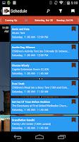Screenshot of Texas Book Festival 2014