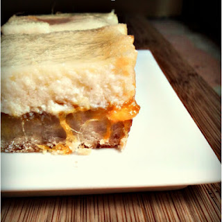 Mango Cream Bars