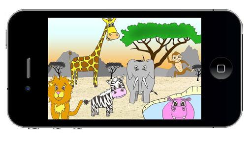 【免費教育App】Kids Love Animals-APP點子