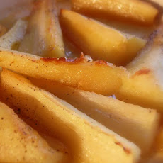 Caramelized Parsnips