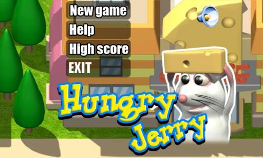 【免費解謎App】餓了傑里-APP點子