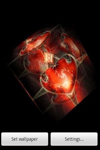 3D心臟跳動