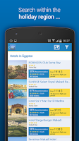 Screenshot of HolidayCheck - Hotels & Travel