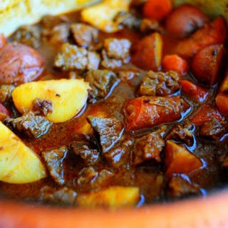 Beef Stew with Beer and Paprika