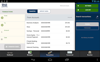 Screenshot of Stock Yards Bank Mobile