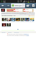 Screenshot of PostalVirtual, Postales Gratis