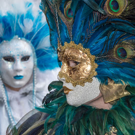 Masks by Mihai Popa - News & Events World Events ( italia, venetia )