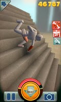 Screenshot of Stair Dismount
