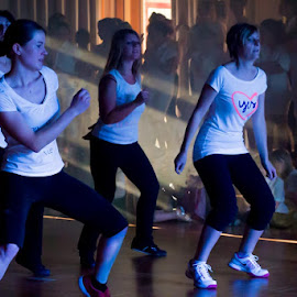 Zumba by Laurent Adien - Sports & Fitness Fitness ( dancing, fitness, sport, women, dance, zumba )