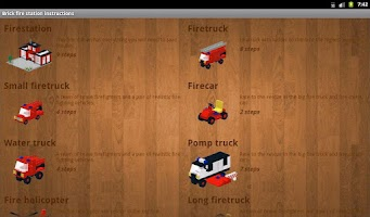 Screenshot of Fire station blocks - AdFree