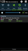 Screenshot of T-Mobile My Account