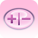 CoolCalc-GelPink/Wood icon