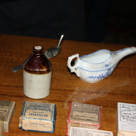 by Ashley Cox - Artistic Objects Antiques ( medical, medicine, antique )
